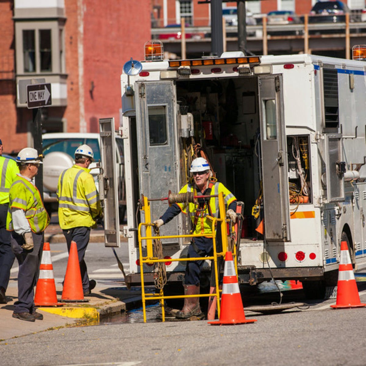 Safety in the Utility Industry