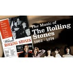 The Music of the Rolling Stones, 1962-1974 by University of Rochester