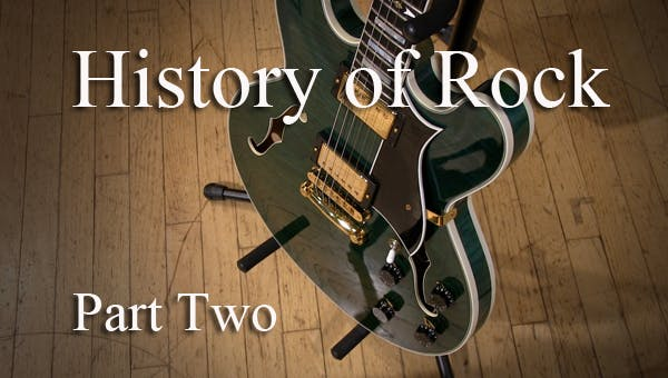 History of Rock, Part Two