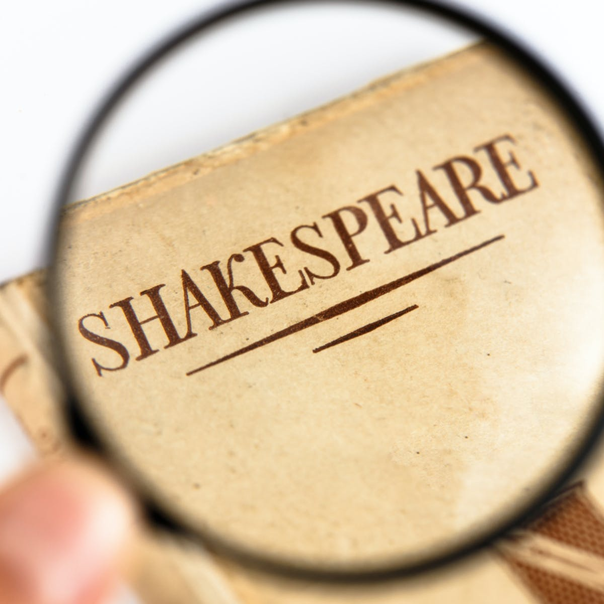 Introduction to Who Wrote Shakespeare