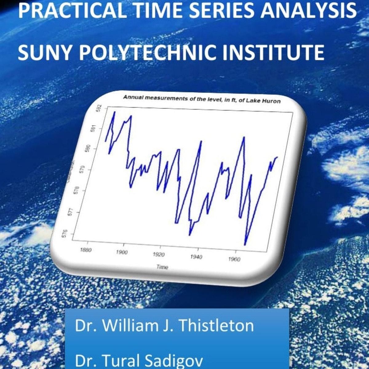 Practical Time Series Analysis Coupon