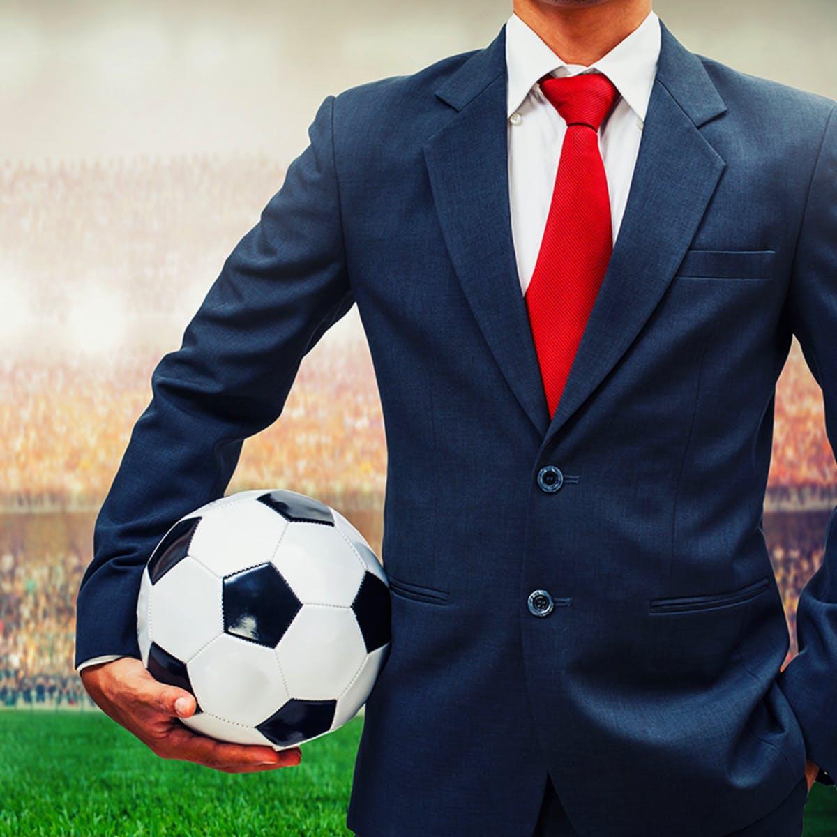 A prática da gestão de clubes e federações esportivas