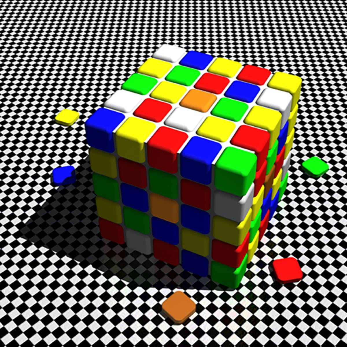 Visual Perception and the Brain