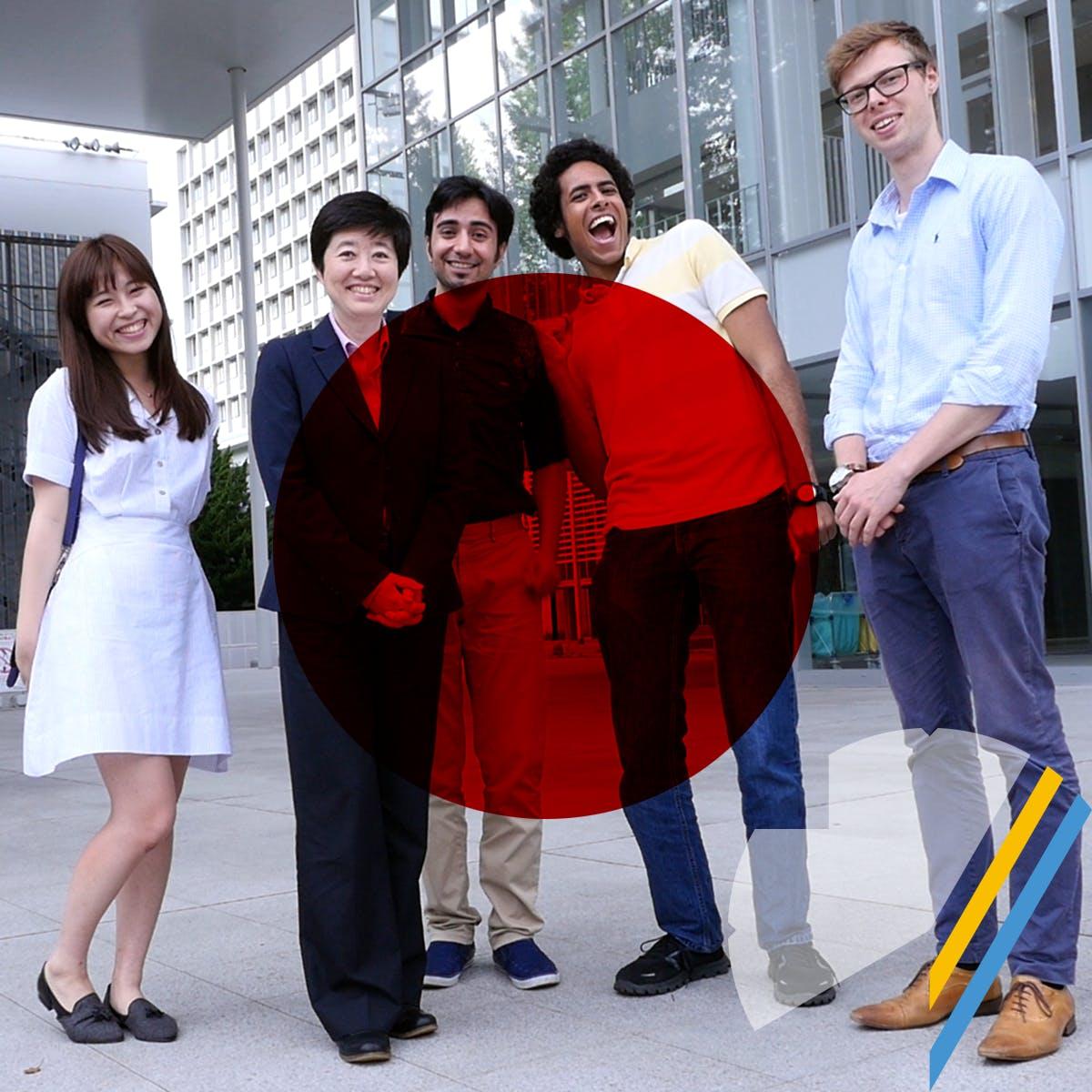 Studying at Japanese Universities