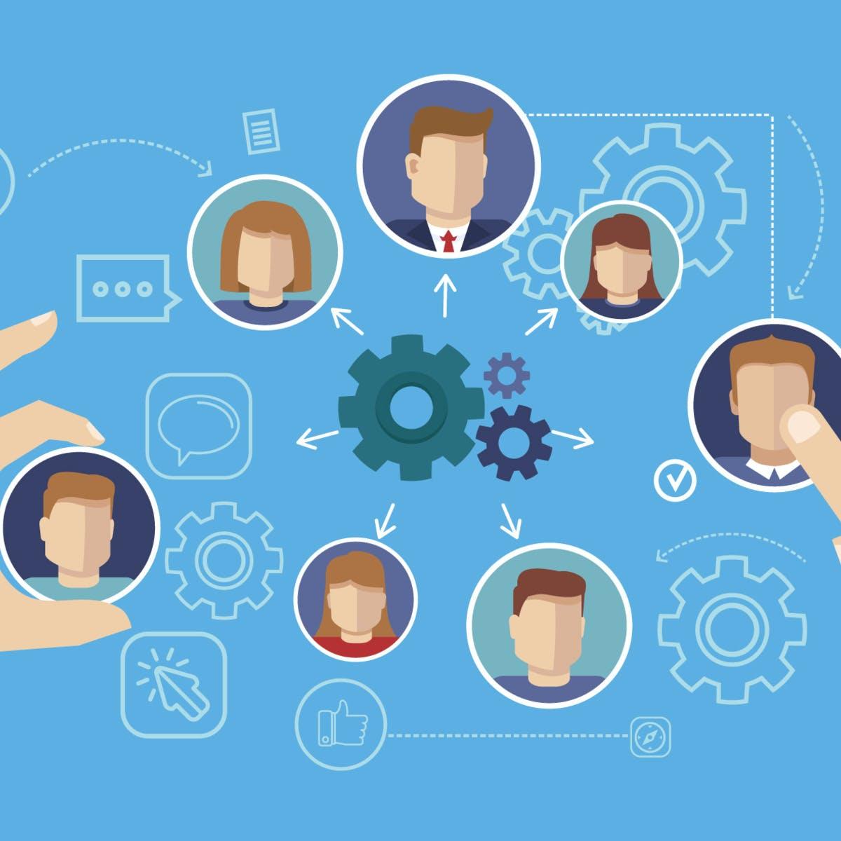 Управление людьми и командами