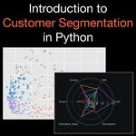 Introduction to Customer Segmentation in Python by Coursera Project Network