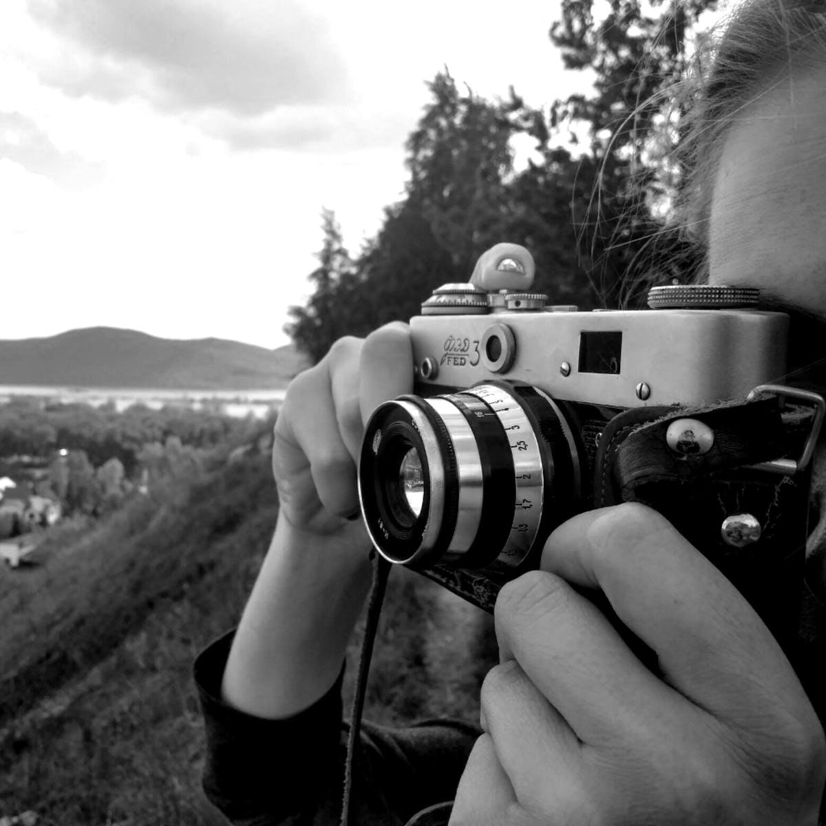 Как читать фотографию