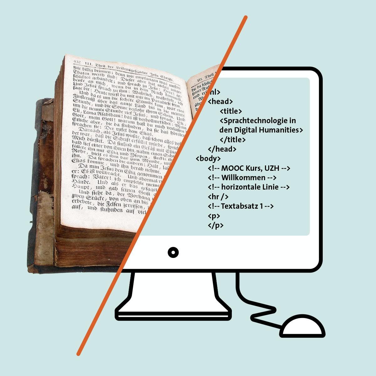 Sprachtechnologie in den Digital Humanities