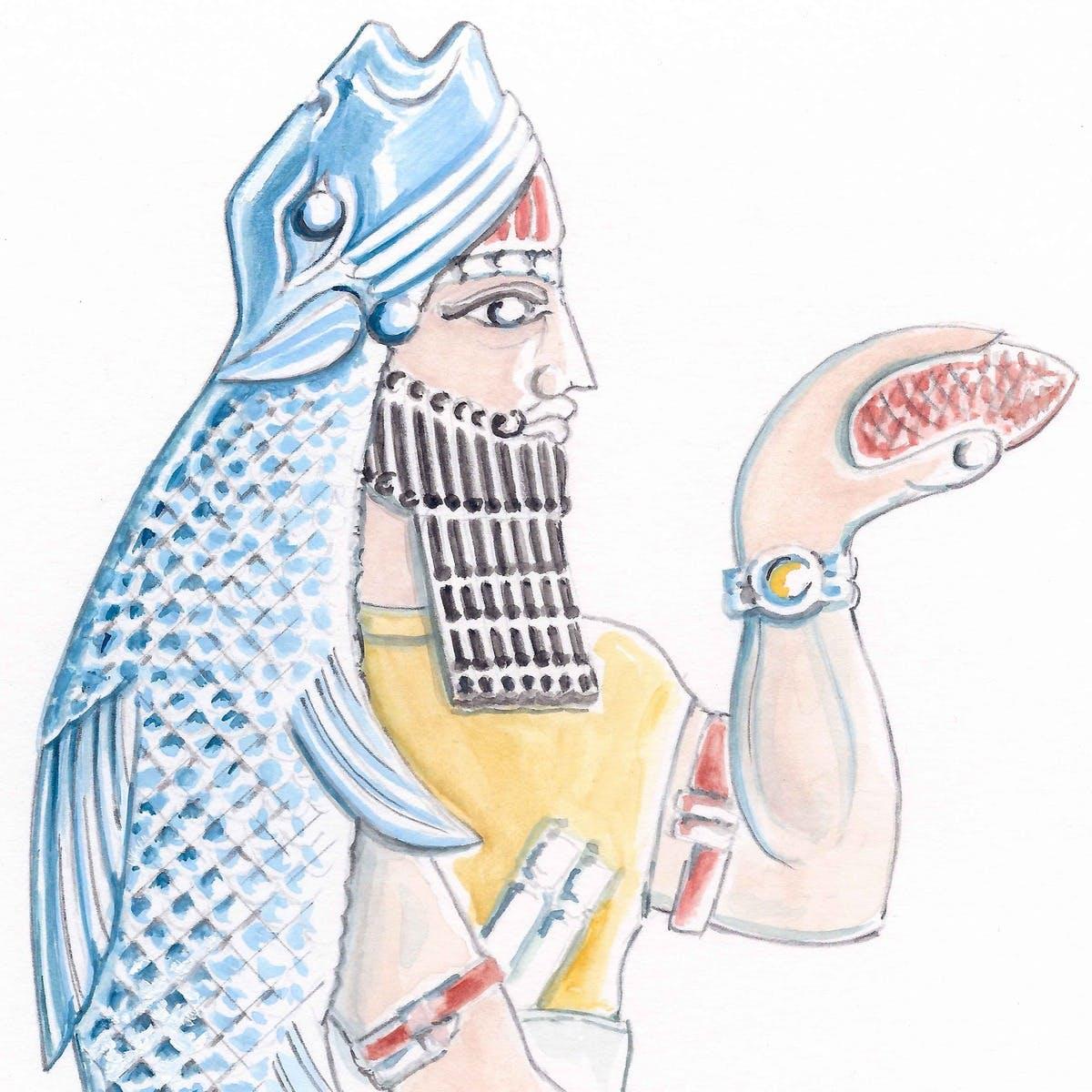 Organising an Empire: The Assyrian Way