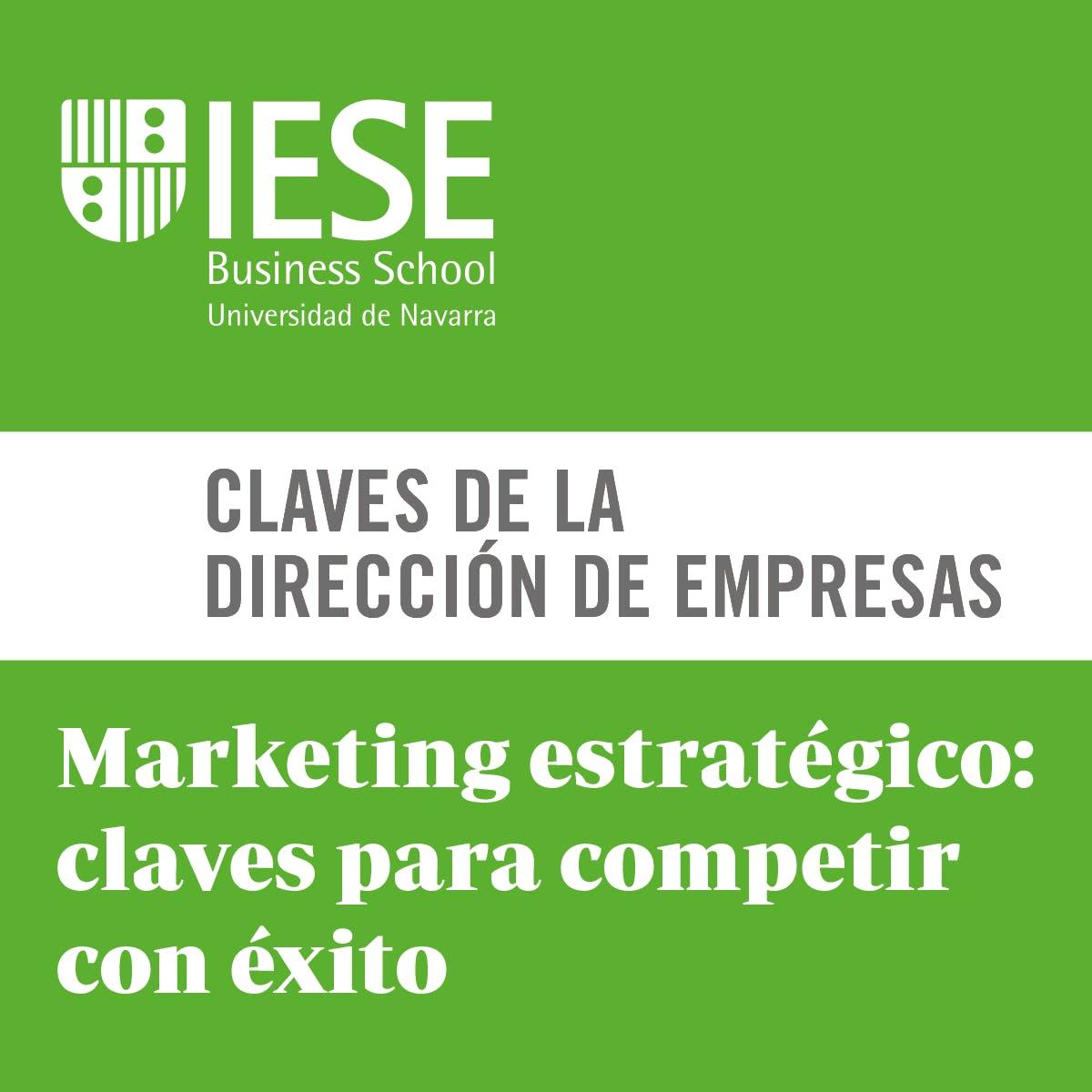 Marketing estratégico: claves para competir con éxito