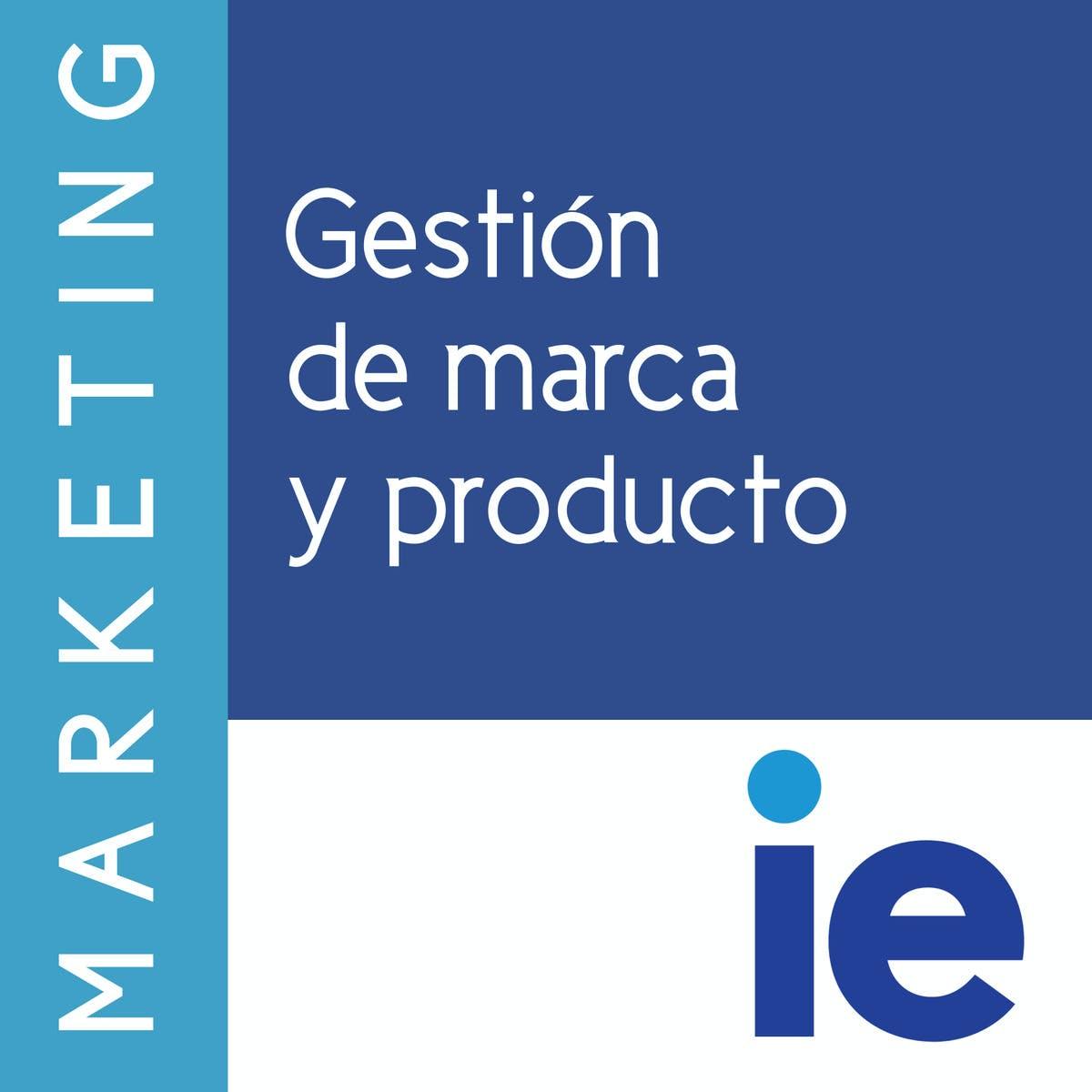 Gestión de marca y producto