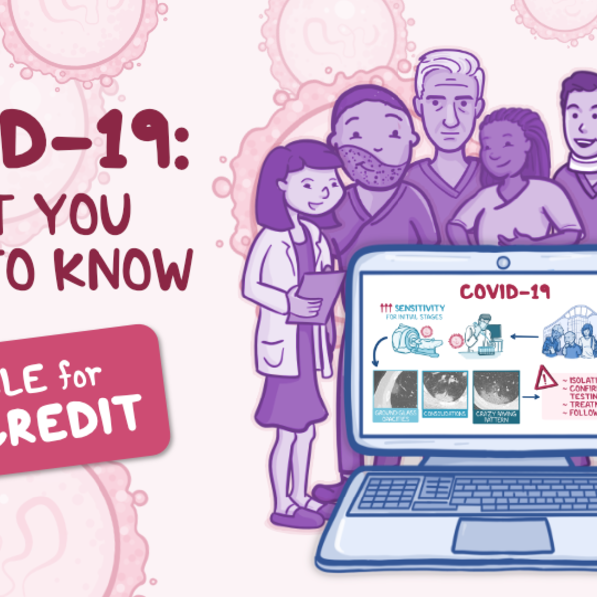 COVID-19: What You Need to Know (CME Eligible) Coupon