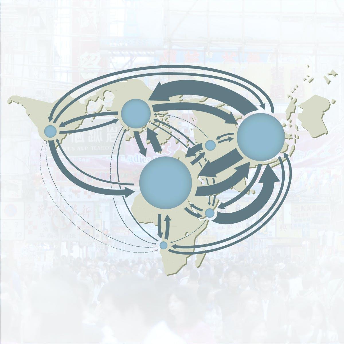 Espace mondial, une vision française des global studies