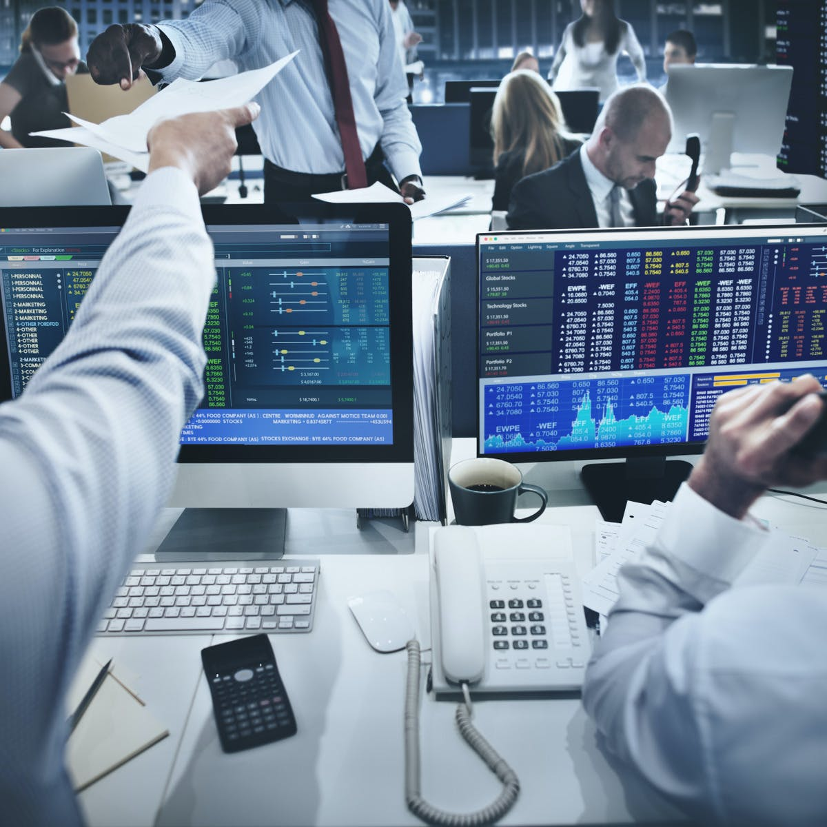 Capital Markets and Financial Institutions – How to Survive Them