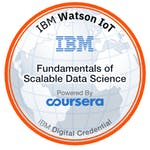 Fundamentals of Scalable Data Science by IBM
