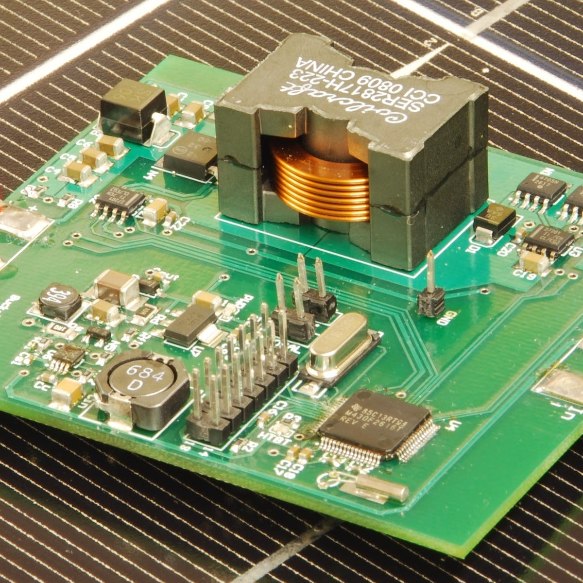 Capstone Design Project in Power Electronics