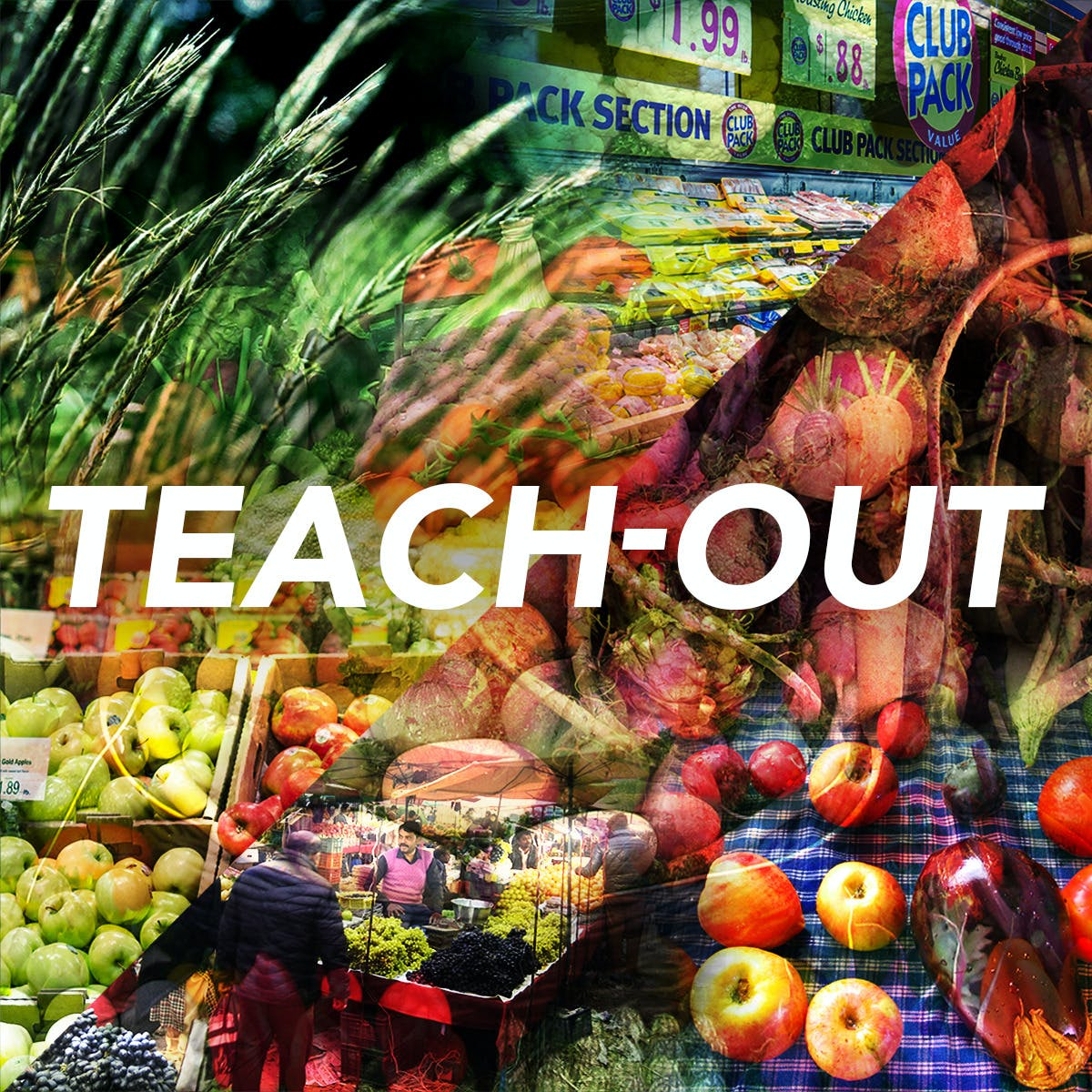 Sustainable Food Teach-Out