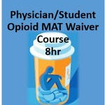 Physician/Student Opioid Use Disorder Medication Assisted Treatment Waiver Training by University of Virginia
