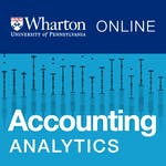 Accounting Analytics by University of Pennsylvania