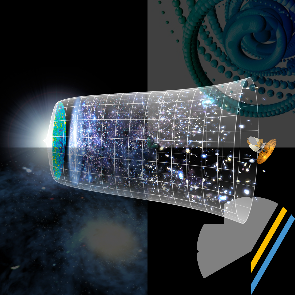 From the Big Bang to Dark Energy Coupon