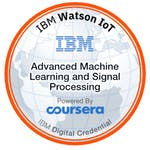 Advanced Machine Learning and Signal Processing by IBM