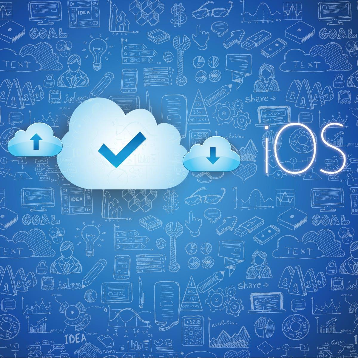 Accediendo a la nube con iOS