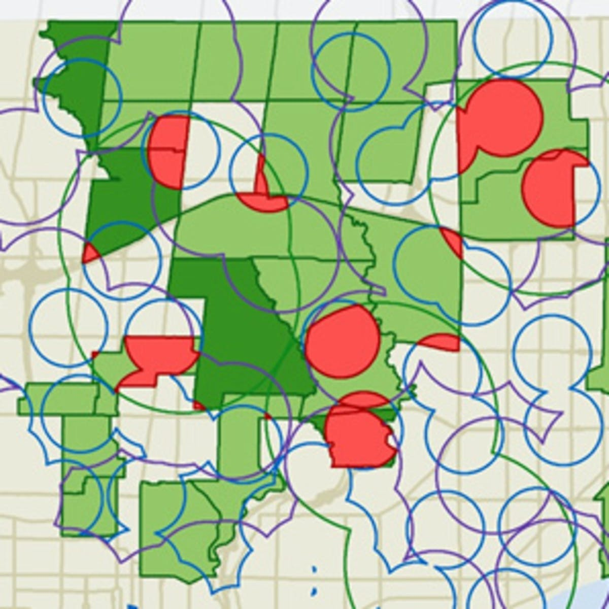 GIS, Mapping, and Spatial Analysis Capstone