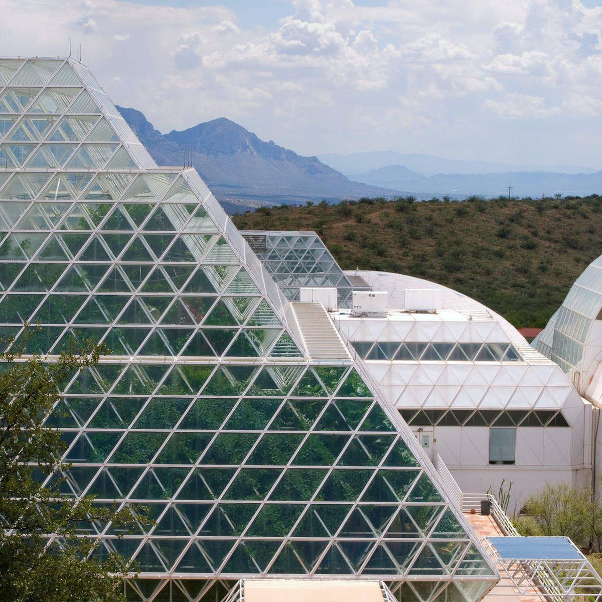 Biosphere 2 Science for the Future of Our Planet