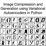 Image Compression and Generation using Variational Autoencoders in Python by Coursera Project Network
