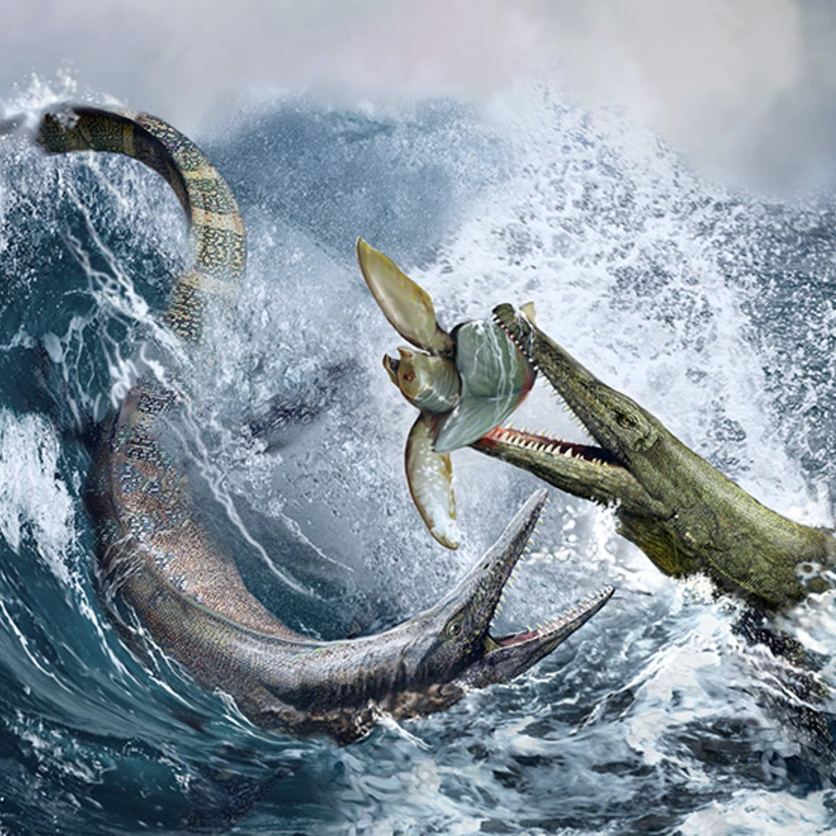Paleontology: Ancient Marine Reptiles