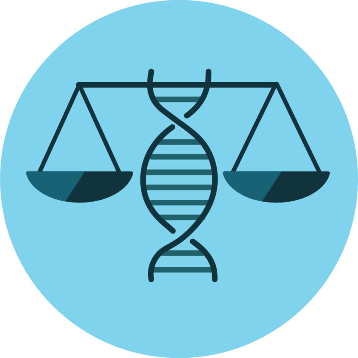 Genomics for Law