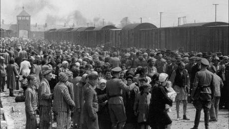 The Holocaust: The Destruction of European Jewry