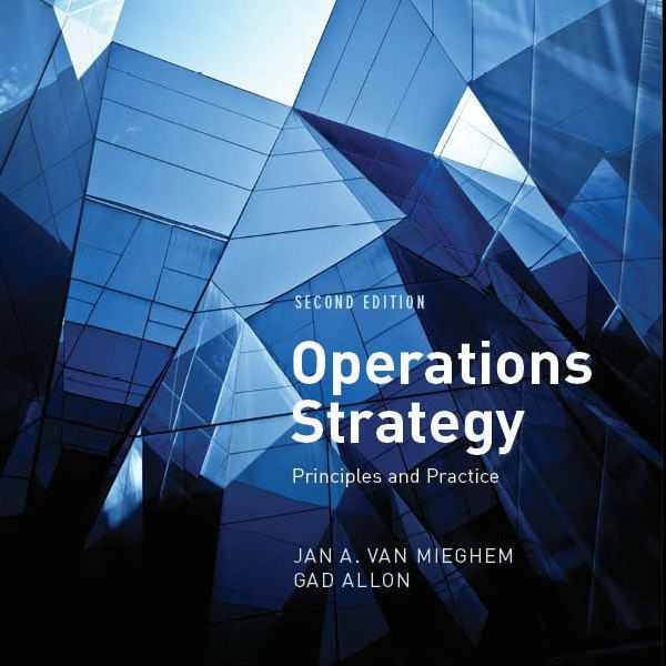 Scaling Operations: Linking Strategy and Execution Coupon