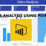 Sales Analysis Using Power BI by Coursera Project Network