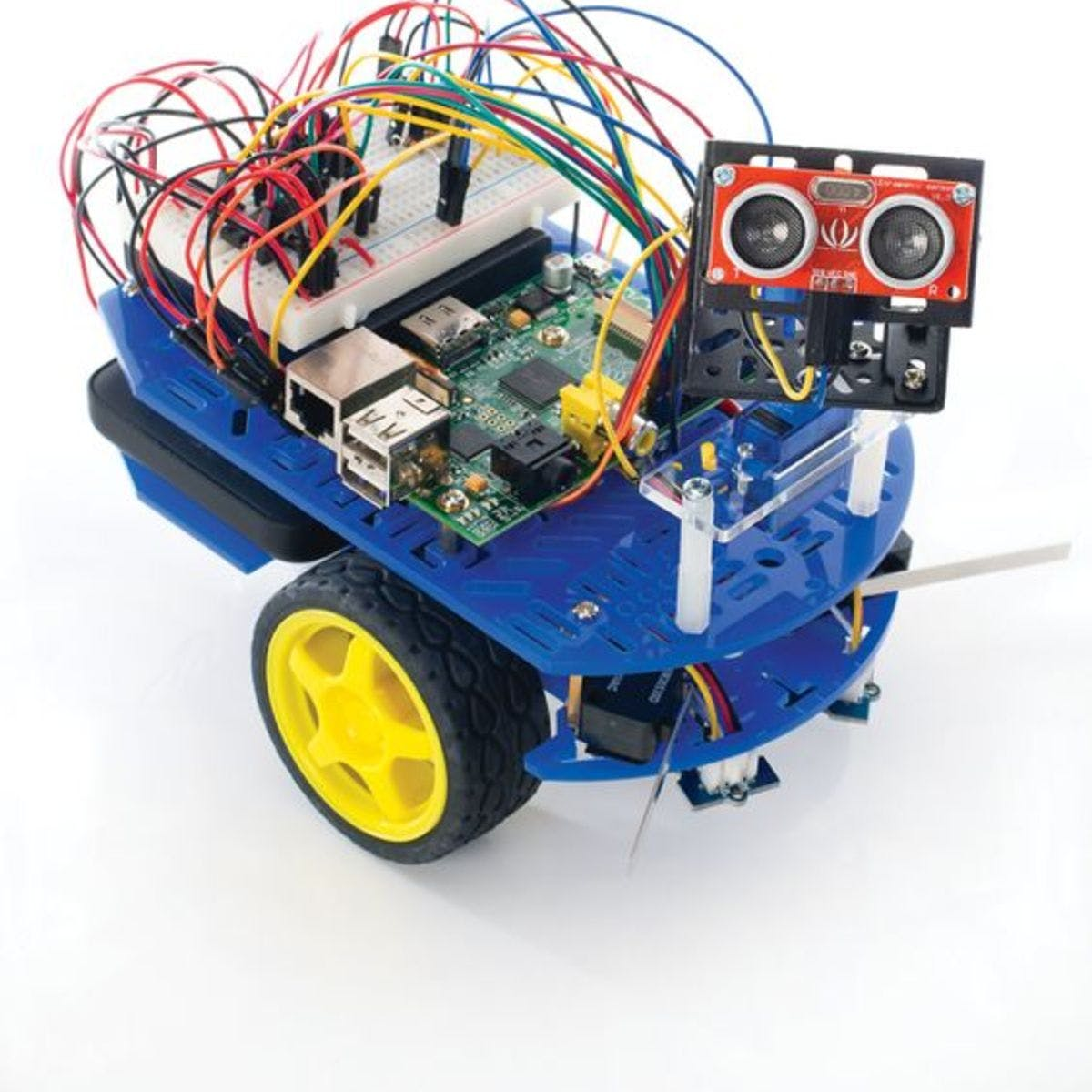 Building Arduino robots and devices