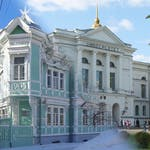 Зарисовки о Сибири. Город Томск: курс русского языка для иностранцев