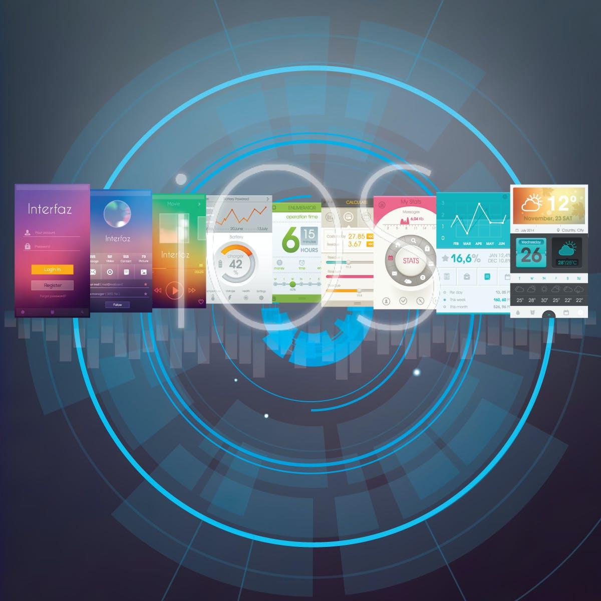 Interfaz de usuario en iOS