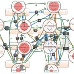 Human Predicament Complex Modeling by Coursera Project Network