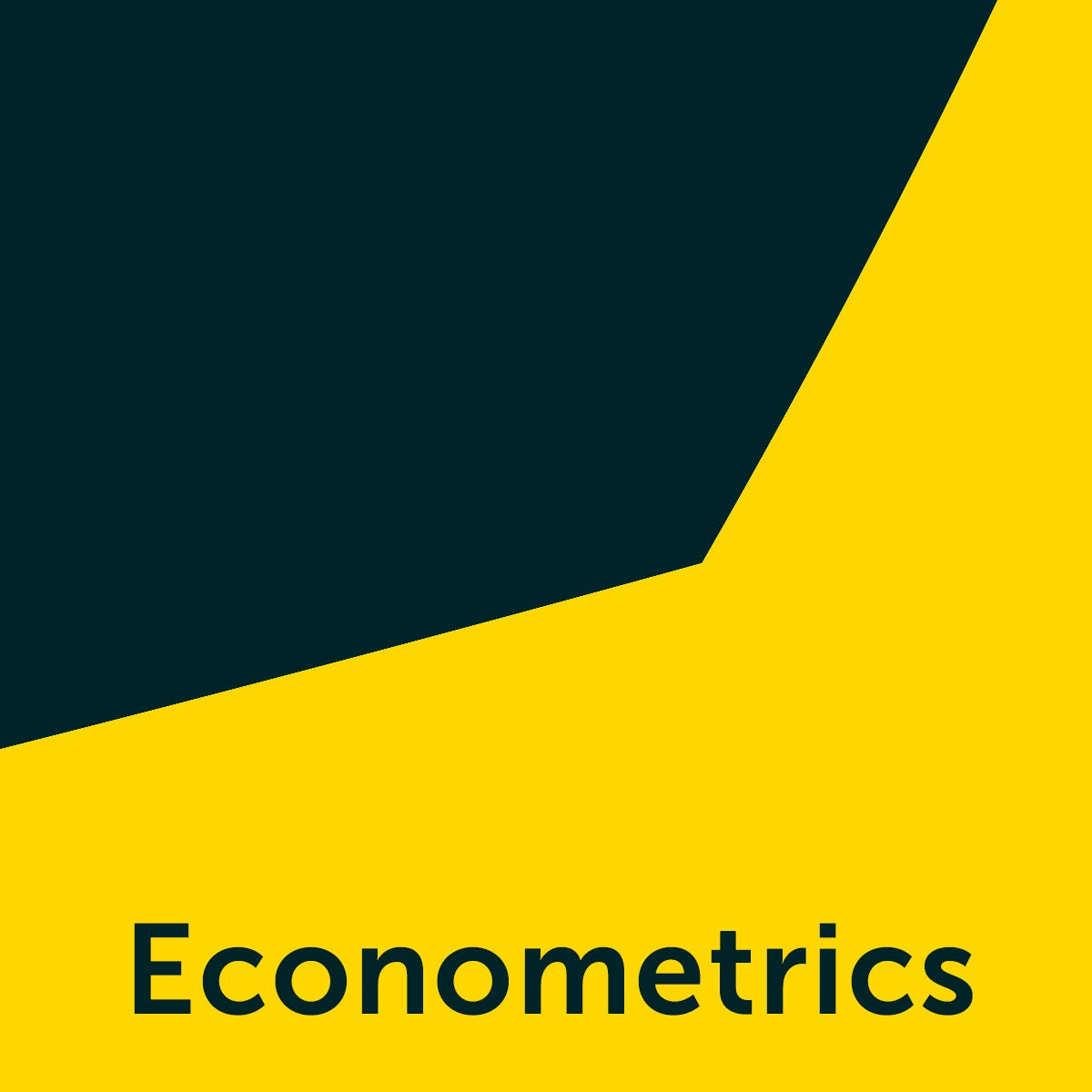 Econometrics: Methods and Applications
