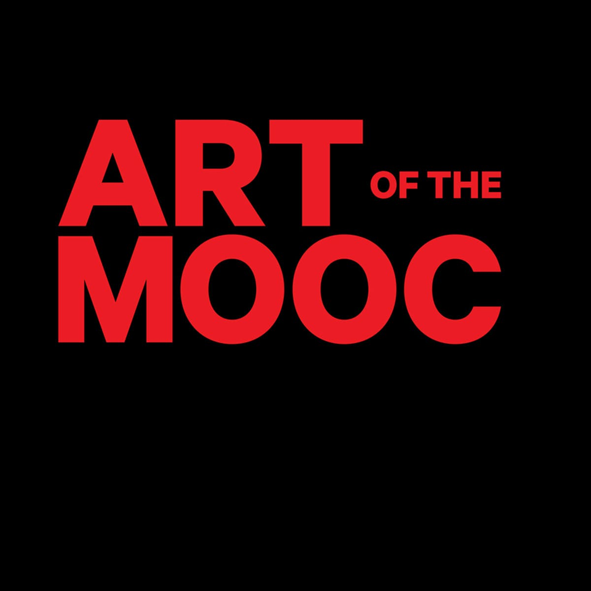 ART of the MOOC: Activism and Social Movements