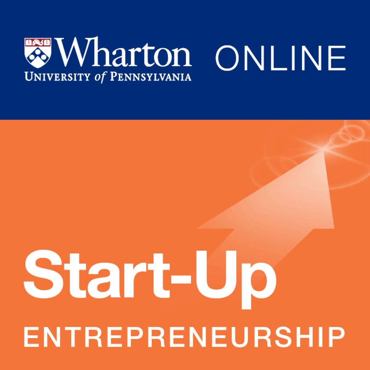 Entrepreneurship 2: Launching your Start-Up