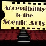 Accessibility to the Scenic Arts by Universitat Autònoma de Barcelona