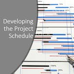 Developing a Project Schedule by Coursera Project Network