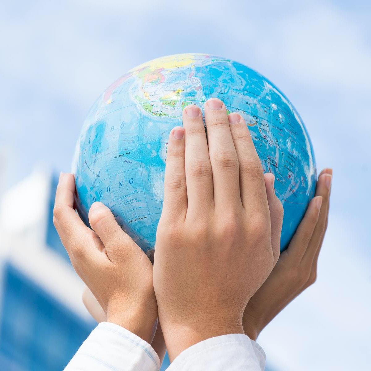 Global Diplomacy – Diplomacy in the Modern World Coupon
