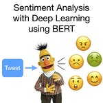 Sentiment Analysis with Deep Learning using BERT by Coursera Project Network