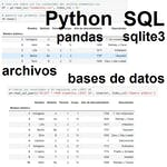Aprendiendo Python con bases de datos by Coursera Project Network