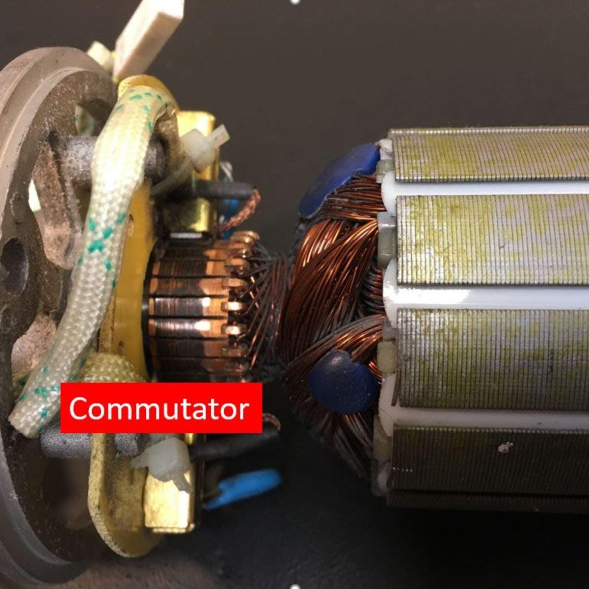Motors and Motor Control Circuits