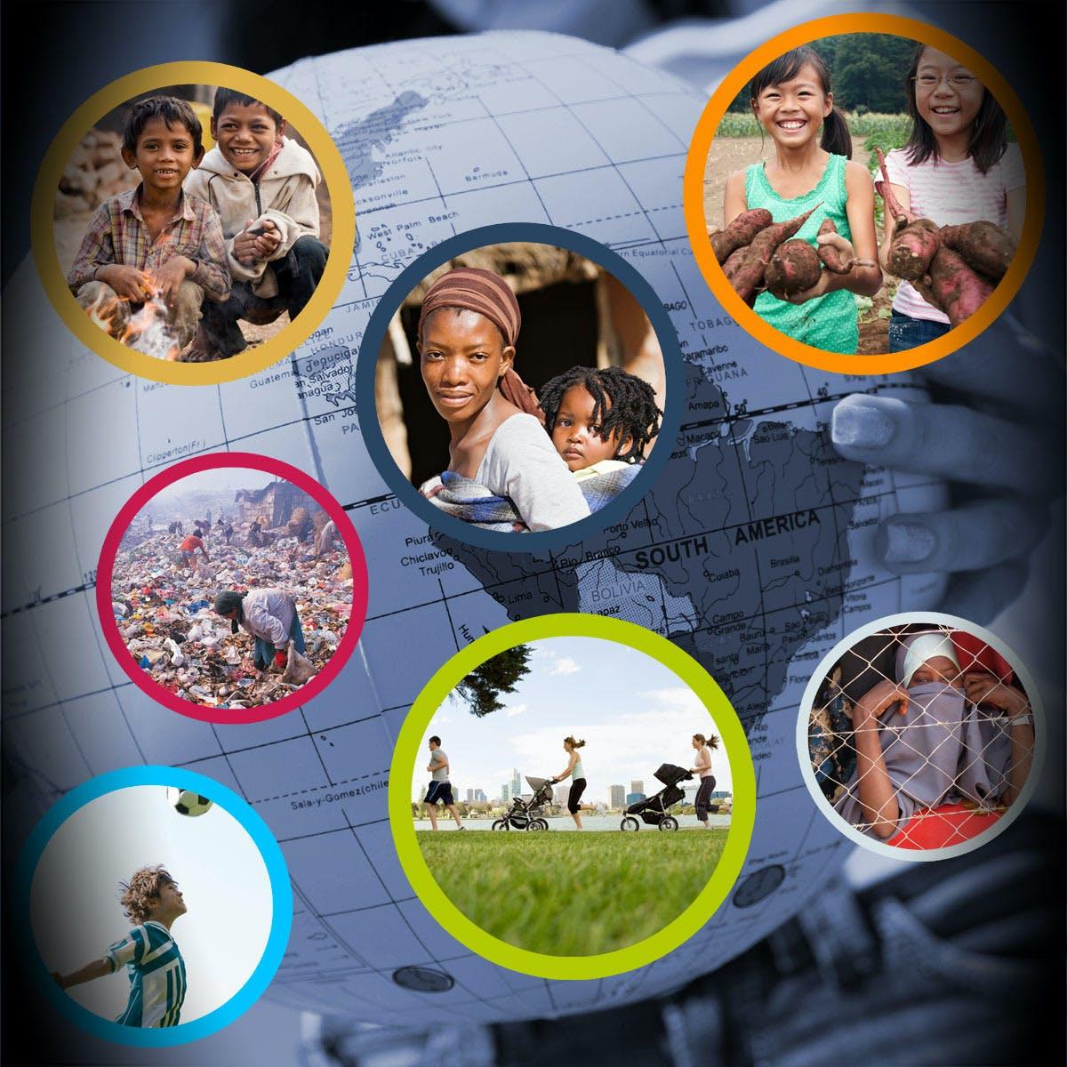 Global Health: An Interdisciplinary Overview