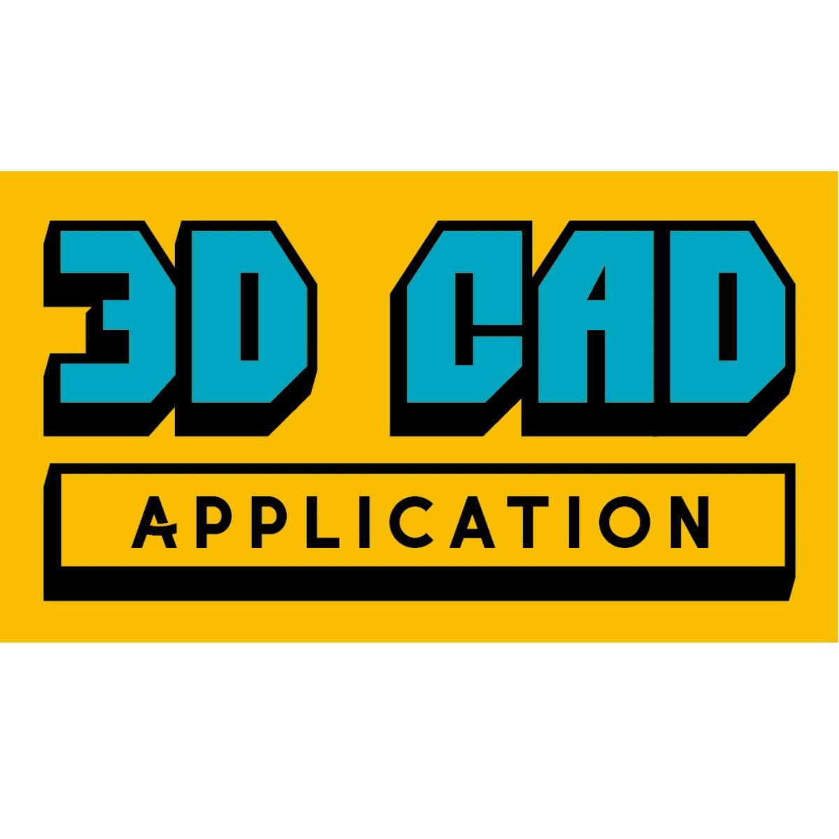 3D CAD Application