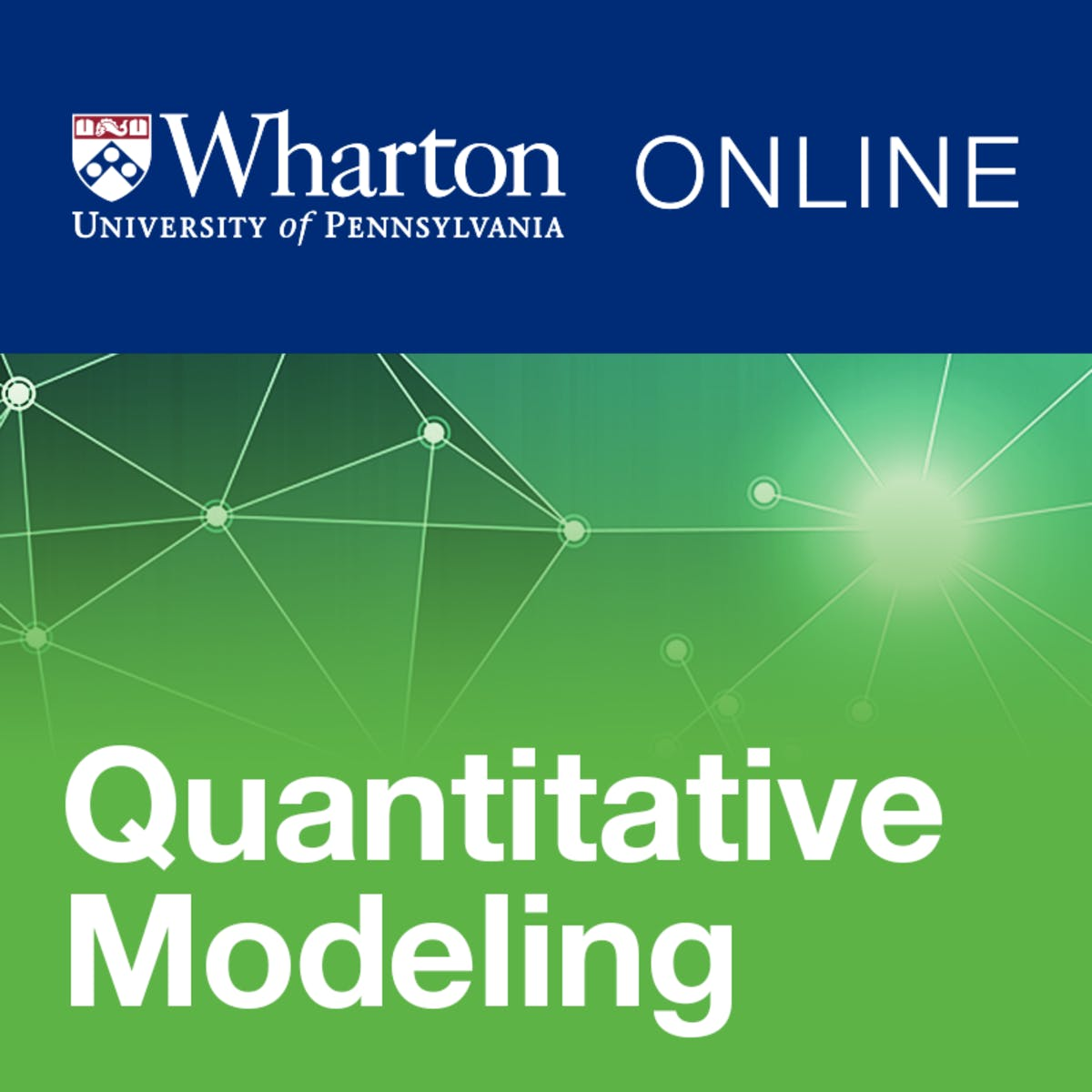 Fundamentals of Quantitative Modeling